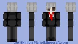 「Grunkle Stan」 Minecraft Skin