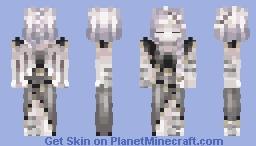 Inspirinq & Chatie l Arae Minecraft Skin