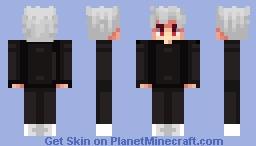 i dunno Minecraft Skin