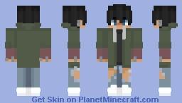 Dabi re Minecraft Skin