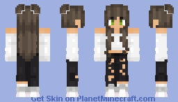 freshman tumblr girl // (im back) Minecraft Skin