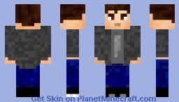 Quentin Smith Minecraft Skin