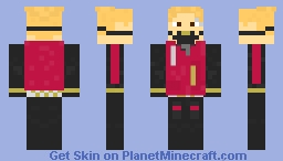 Drift Level 3 - Fortnite Season 5 Minecraft Skin