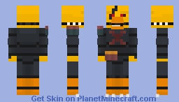 i have given up on all life i have left Minecraft Skin