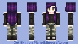 [Request] - For Lunachuu Minecraft Skin