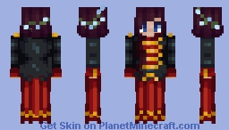 Yay thingy Minecraft Skin