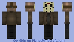 Jason - Friday the 13th Minecraft Skin