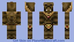 Geonosian Slave Minecraft Skin