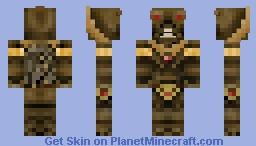 Geonosian Queen Minecraft Skin