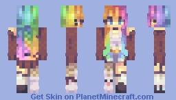 god is a woman // OC l Қíოíєs l ♡ Minecraft