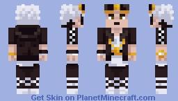 Ya boy Guzma Minecraft Skin