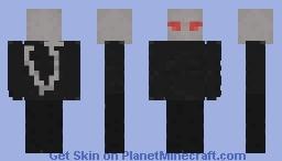 Black Manta Action Figure Minecraft Skin