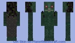 Doctor Who S10: Iraxxa (Empress of Mars) Minecraft Skin