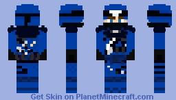 Jay - Season 9 (Mask Off in Desc.) Minecraft Skin