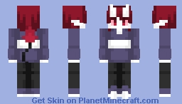Request 6 ~For MyahIsTrash~ Minecraft Skin