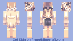 Lightly Minecraft Skin