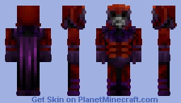 ~✿~ Magneto || PMC Contest Entry || POPREEL Minecraft Skin