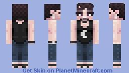 Self Skin - Summer 2018 [Moon Child] Minecraft Skin