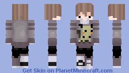 Mimikyu chibi boy Minecraft Skin