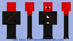 MARVEL Comics: Red Skull Minecraft