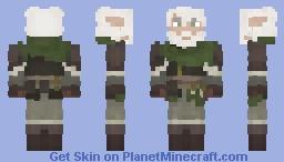 Old Elf Minecraft Skin