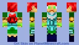 Obnoxious Boy That Wants To Wear Everything Minecraft Skin