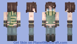 JJBA- Joseph Joestar Minecraft Skin