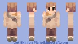 """𝙽𝚎𝚠𝚝;; 𝐀𝟓 """"𝐓𝐡𝐞 𝐆𝐥𝐮𝐞"""" Minecraft Skin"""