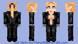 Nina Williams (Tekken Series) Minecraft Skin
