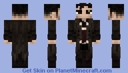 Thug Guy. Minecraft Skin