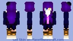paperjam overtale (new vertion) Minecraft Skin