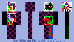 Glitched Entity 303 Minecraft