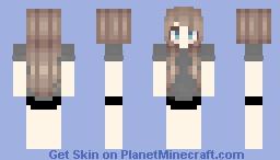 T i r e d . . . Minecraft Skin