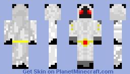 Entity_303, Final Form Minecraft Skin