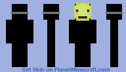 Sad Mask - Mask/Outfit Base Minecraft Skin