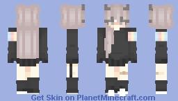 Fading Away Minecraft Skin