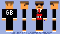 Arseniy's skin 5 Minecraft Skin