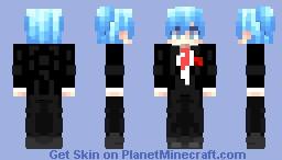 WEDDING BOI Minecraft Skin