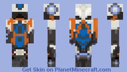 Nezha Minecraft Skin