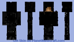 Anonynmous Minecraft Skin