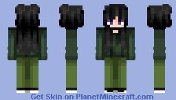 Original Character ~ Abyssal Minecraft Skin