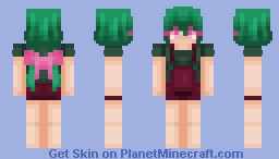 Fairy Lady.. ? Minecraft Skin