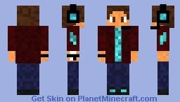 Better Stealth_Gamer Minecraft Skin