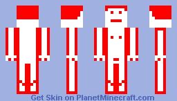 supreme steave Minecraft Skin