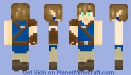ℑυℵε~ Adventurer Boy Minecraft Skin
