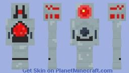 Redstone Test-Robot