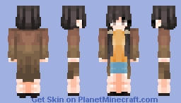 καωαιι | Kick Back And Chilll Minecraft Skin
