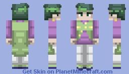 Rohan Kishibe | Diamond is Unbreakable Minecraft Skin