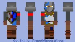 Royale Knight fortnite Minecraft Skin
