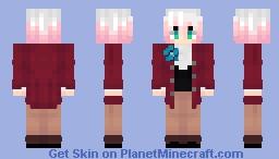 Saeran Choi Minecraft Skin